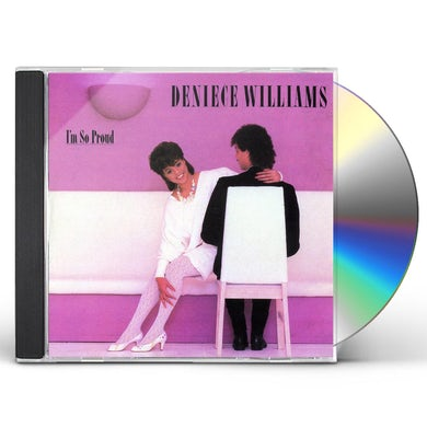 Deniece Williams I'M SO PROUD (BONUS TRACKS EDITION) CD