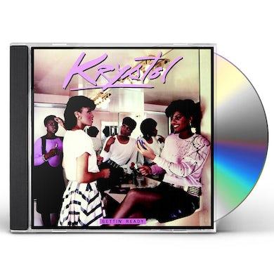 GETTING' READY CD