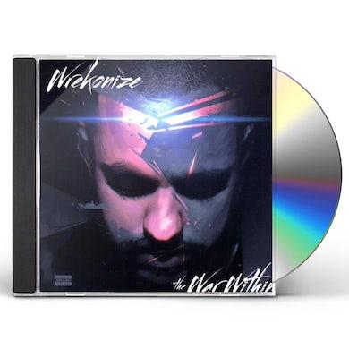 Wrekonize WAR WITHIN CD