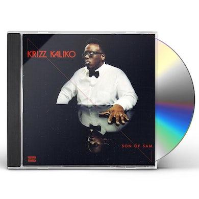 Krizz Kaliko SON OF SAM CD