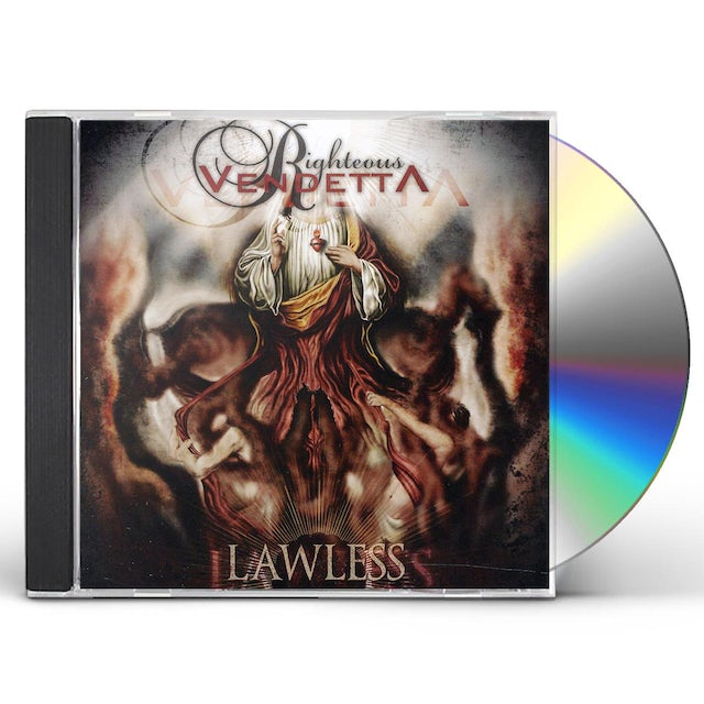 Righteous Vendetta LAWLESS CD