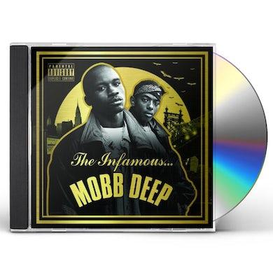 INFAMOUS MOBB DEEP CD