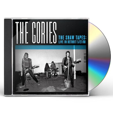 The Gories SHAW TAPES: LIVE IN DETROIT 5/27/88 CD