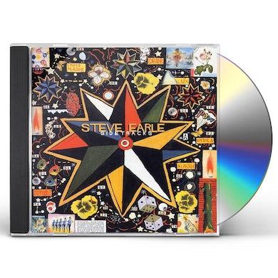 Steve Earle & The Dukes SIDETRACKS CD