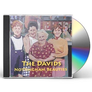 Davids NOTTINGHAM BEAUTIES CD