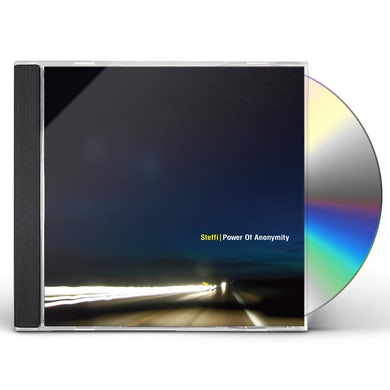 Steffi POWER OF ANONYMITY CD