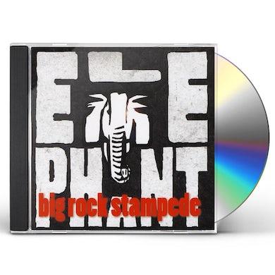 Elephant BIG ROCK STAMPEDE CD