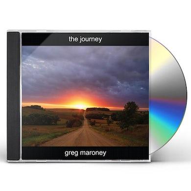 Greg Maroney THE JOURNEY CD