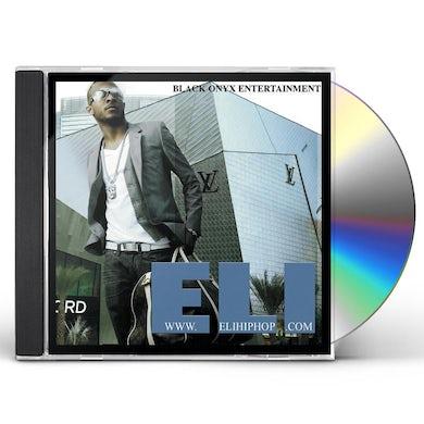 ElI BLACK ONYX EP CD