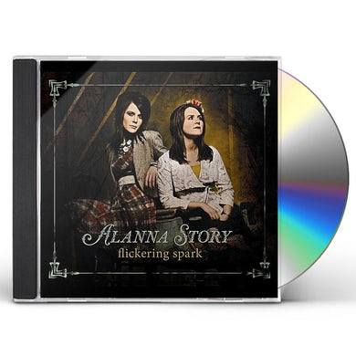 Alanna Story FLICKERING SPARK CD