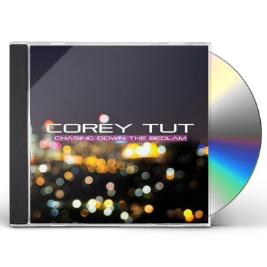 Corey TuT CHASING DOWN THE BEDLAM CD
