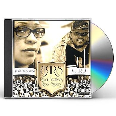 Mira REAL BROTHERS REAL SISTERS CD
