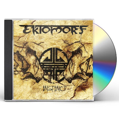 Ektomorf INSTINCT CD