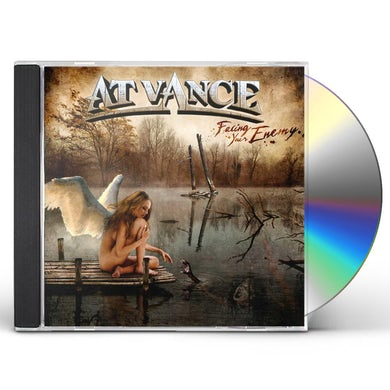 At Vance FACING YOUR ENEMY CD