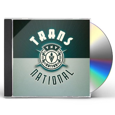 Vnv Nation TRANSNATIONAL CD