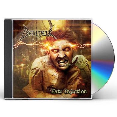 Battlecreek HATE INJECTION CD