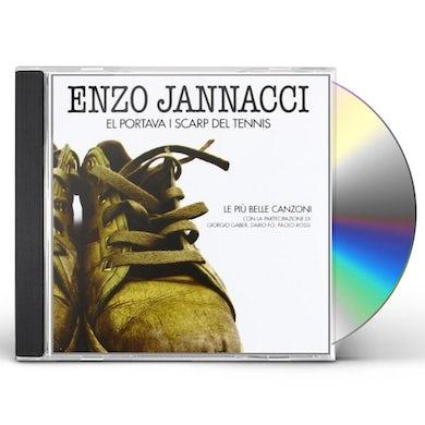 Enzo Jannacci EL PORTAVA I SCARP DEL TENNIS CD