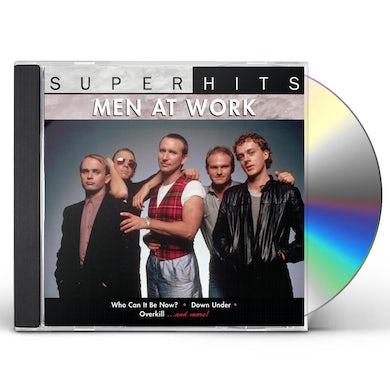 Men At Work SUPER HITS CD