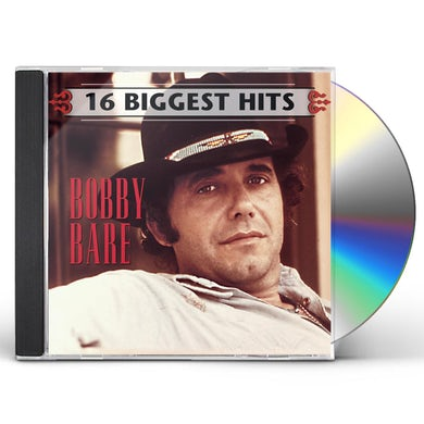 Bobby Bare 16 BIGGEST HITS CD