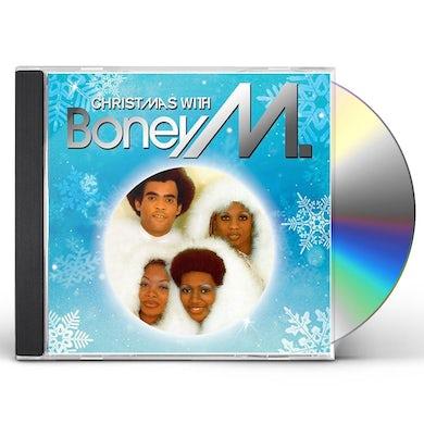 CHRISTMAS WITH BONEY M CD