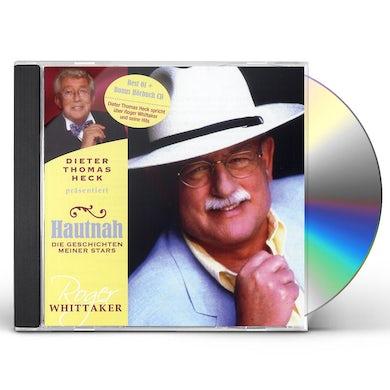 Roger Whittaker HAUTNAH DIE GESCHICHTEN MEINER STARS CD