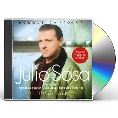 PORQUE CANTO ASI CD