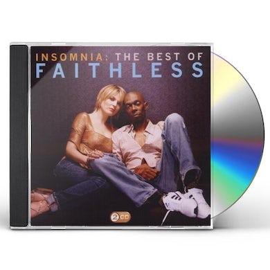 Faithless INSOMNIA: THE BEST OF CD