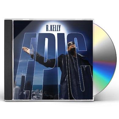 R. Kelly EPIC CD