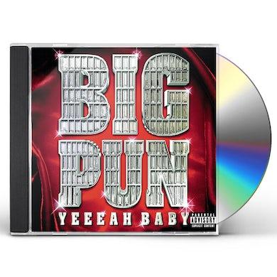 Big Pun YEAH BABY CD