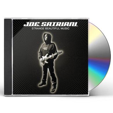 Joe Satriani STRANGE BEAUTIFUL MUSIC CD