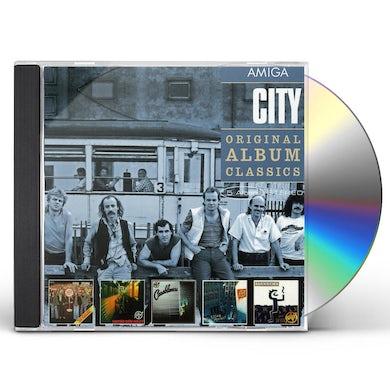 City ORIGINAL ALBUM CLASSICS CD
