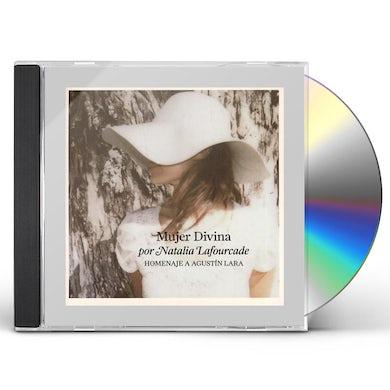 Natalia Lafourcade MUJER DIVINA: HOMENAJE A AGUSTIN LARA CD
