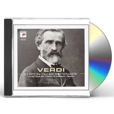 VERDI-EDITION DU BICENTENAIRE CD
