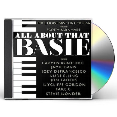 Count Basie ALL ABOUT THAT BASIE CD