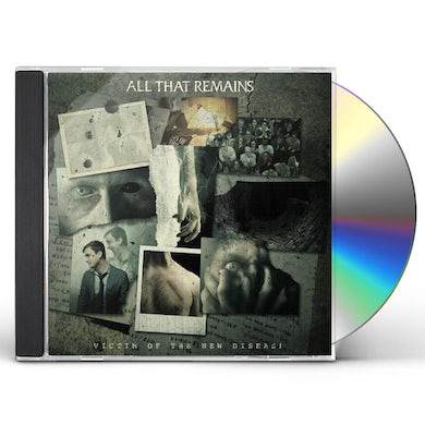 All That Remains Victim of the New Disease CD