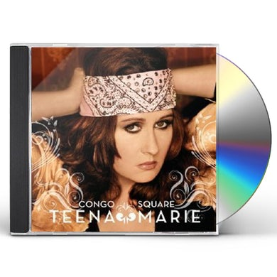 Teena Marie CONGO SQUARE CD