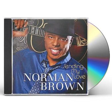 Norman Brown SENDING MY LOVE CD