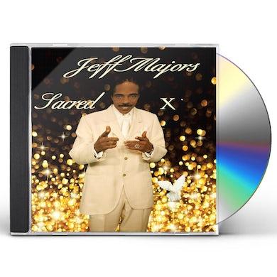 Jeff Majors SACRED X CD