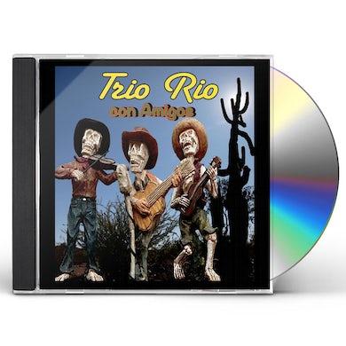 CON AMIGOS CD