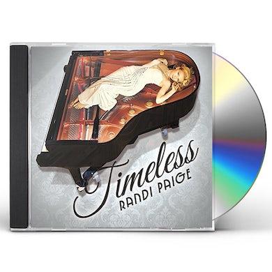 Randi Paige TIMELESS CD