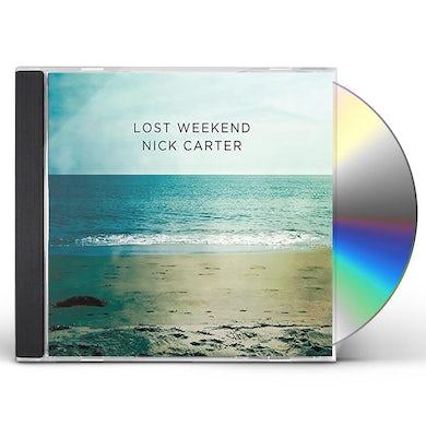 Nick Carter LOST WEEKEND CD
