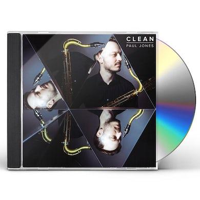 Paul Jones CLEAN CD