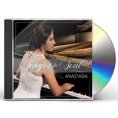 Anastasia SONGS OF THE SOUL CD