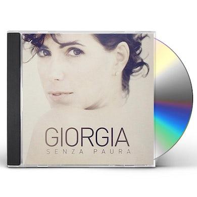Giorgia SENZA PAURA CD