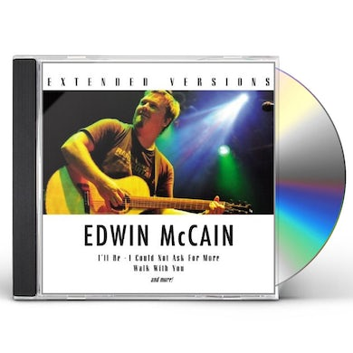Edwin McCain EXTENDED VERSIONS CD