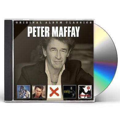 Peter Maffay ORIGINAL ALBUM CLASSICS CD