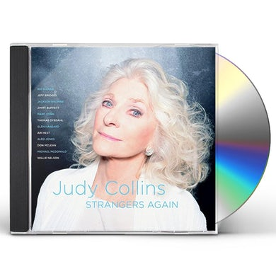 Judy Collins STRANGERS AGAIN CD