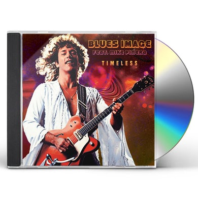 Blues Image TIMELESS CD