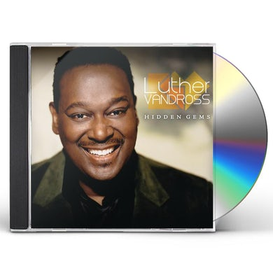 Luther Vandross HIDDEN GEMS CD
