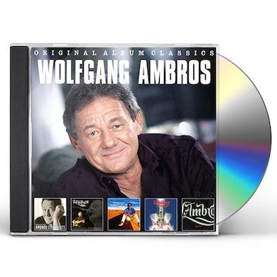 Wolfgang Ambros ORIGINAL ALBUM CLASSICS CD